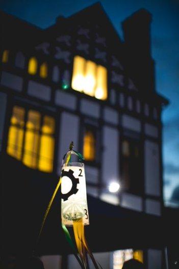 lantern at Mere